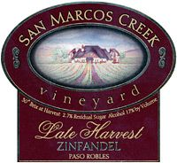 San Marcos Creek Vineyard