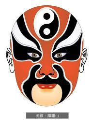 Image result for chinese opera masks