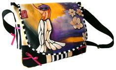 Bei deiner Tasche Flügelkleid von leolini.com sind dir die Blicke gewiss!