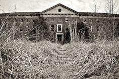 Abandoned Mental Hospital - Asylum for Children by TDLphoto, via Flickr