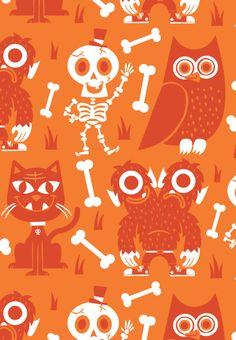 Publix Halloween Campaign - blog - tad carpenter