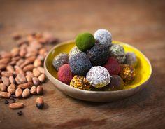 ENERGY BALLS. Publié par NATURALIA. Retrouvez toutes ses recettes sur youmiam.com.