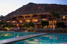 The Phoenician Resort -  Scottsdale, Arizona
