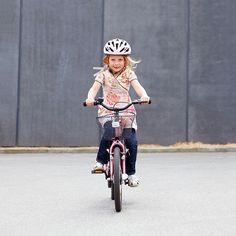 Kinderräder: Die kluge Wahl. Wer die gute Wahl trifft, schickt seine Kinder sicherer auf den Asphalt. Foto: dmd/thx