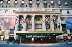NEW YORK CITY - Pennsylvania Hotel:  It's not the best hotel of New York, by far not. But for this price you won't find any other hotel at this locations, straight in the centre of Manhattan.