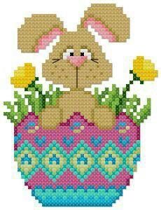 Conejo y su huevo