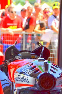 Ducati GP12 at MotoGP Leguna Seca