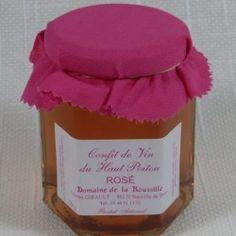 Confit de vin du Haut Poitou Rosé