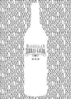 Bodegas Terras Gauda by Xalikot , via Behance