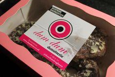 Doughnuts from Dum Dum Donutteries - Box Park, Shoreditch - The Zebra - Cronut