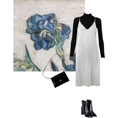 Miss Independent by leylamia on Polyvore featuring Witchery, Alaïa, Topshop and Givenchy