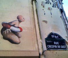 La rue Crespin-Du-Gast  (Paris 75011)