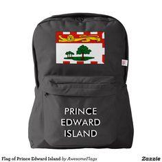 Flag of Prince Edward Island Backpack