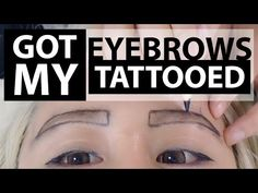 Korean 3D Eyebrow Tattoo | Everything You Need To Know | Before and After Shots | wengie.com - beauty, fashion, lifestyle, diet, makeup, korean and asian inspired makeup tutorials