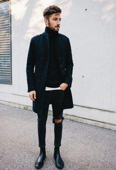 8 Best kläder o hår images | Menswear, Mens fashion:__cat__