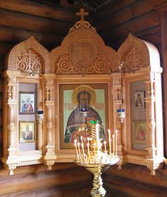 Как правильно расположить иконы вквартире Orthodox Prayers, Prayer Corner, Home Altar, Byzantine Icons, Prayer Room, Religious Icons, Orthodox Icons, Triptych, Art Activities