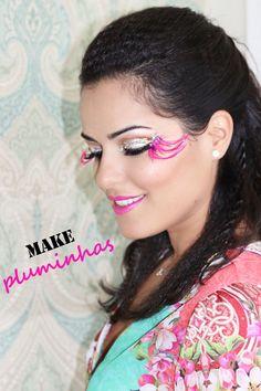 Especial: makes para o CARNAVAL!    por Mariah Blog | Blog da Mariah       - http://modatrade.com.br/especial-makes-para-o-carnaval
