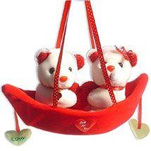 Boat of Love : Teddy Bears