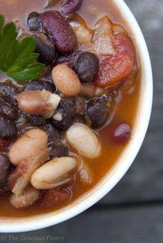 Clean Eating 4 Bean