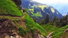 Hiking in the Uri region of Switzerland
