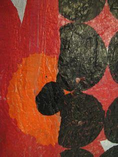 HAAGAKÄSSÄÄ: 5. luokkalaisten muovipussisulatus-töitä ja ohje muovipussisulatukseen Painting, Painting Art, Paintings, Painted Canvas, Drawings