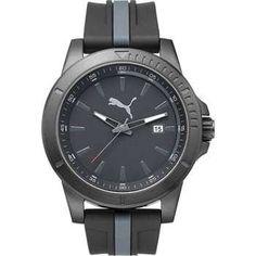 cebf7c72b4b Relógio Masculino Puma Analógico com Calendário Esportivo 96265gppmpu4 por  R  179