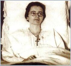 Mystics of the Church: Marthe Robin -Mystic Stigmatic Victim Soul