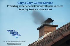 Gary's Gary Gutter Service   Providing experienced Chimney Repair Services Same Day Service at Great Prices!  #chimneyrepairservices #chimneyrepair #chimneyinstallation