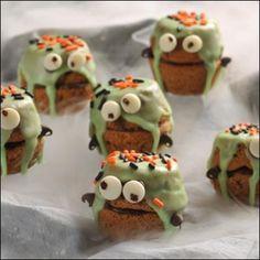 Cookie Frankenstein: A Halloween Party Crasher