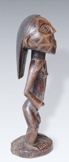 Ahnenfigur Papua Neuguinea Internationale Antiq. & Kunst