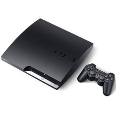 Sony PS3 Slim with Blu-ray players