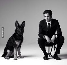 Look at the doggie . not Dylan Rieder 😉 Man And Dog, Male Poses, Gentleman Style, Dog Photos, Pose Reference, Mans Best Friend, Beautiful Boys, Models, Mens Suits