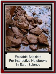30 combinations of three foldable booklet patterns and 10 different cover illustrations for topics in Earth Science.  Formatted to give you a choice between blank and lined interiors.  $