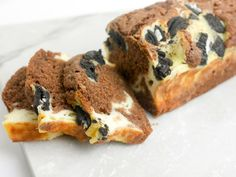 Chocoladecake met een cheesecake Oreo swirl   Foodaholic.nl