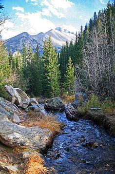 Diamond Lake Trail - Nederland CO