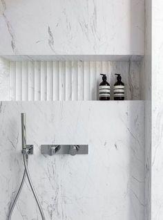 Bathroom Niche, Bathroom Windows, Washroom, Complete Bathrooms, Amazing Bathrooms, Modern Bathrooms, Window In Shower, Bathroom Design Inspiration, Bathroom Design Luxury