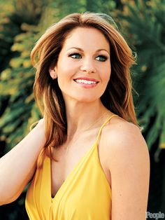 Candace Cameron Bure Named in People Magazine's 50 Most Beautiful Women; Called 'The Unlikely Rebel' because of Her Faith Candice Cameron Bure Hair, Candace Cameron Bure Hot, Candice Bure, Candance Cameron, Most Beautiful People, Beautiful Ladies, Thing 1, Celebrity Look, Great Hair