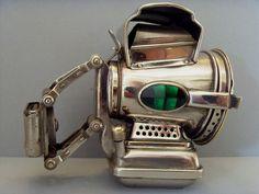 "1920s JOSEPH LUCAS ""SILVER KING"" VINTAGE BICYCLE LAMP. | eBay"