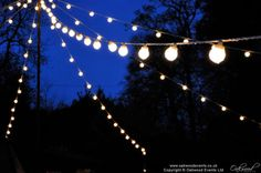 Outdoor festoon star of lights, suitable for courtyards. Creates a gorgeous 'circus tent' feel over your outdoor space Tent Lighting, Lighting Design, Some Image, Paper Lanterns, After Dark, Fairy Lights, Balloons, Festoon Lights, Courtyards