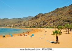 Tenerife Beach Stock Photos, Images, & Pictures   Shutterstock
