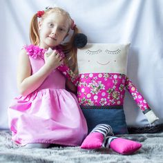 Check out this item in my Etsy shop https://www.etsy.com/listing/590326387/kids-sleeping-pillow-girls-bedroom