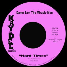 Image of KD024-DAM SAM THE MIRACLE MAN