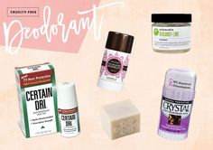 The best cruelty-free deodorant for every occassion, ranging from natural ones like Lavanila to an effective antiperspirant like CertainDri.