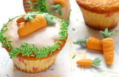 Tortine di carote senza glutine
