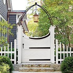 Gothic Arch Gate - Choose the Perfect Garden Gate | Southern Living
