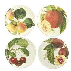 Botanical Fruit Melamine Collection #williamssonoma