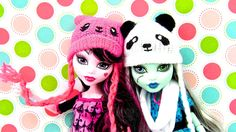 How to Make a Doll Kawaii & Beanie Hat; My Froggy Stuff.