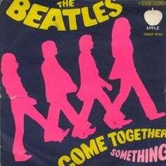 The Beatles Come Together/Something