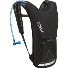 A Camelbak. Many of the more challenging hikes I want to attempt practically require one.