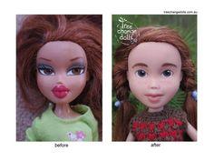 Zdjęcie numer 9 w galerii - Z wampa w dziewczynkę. Dlaczego Sonia Singh przerabia lalki Barbie?